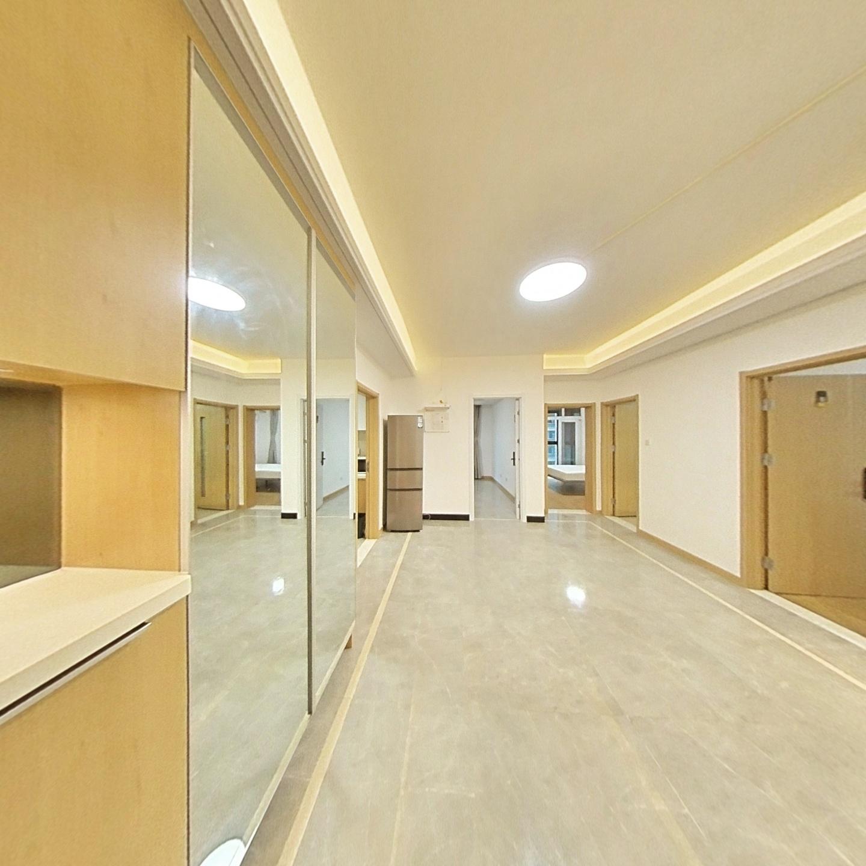 合租·阳光城十里新城 3室1厅 南卧室图